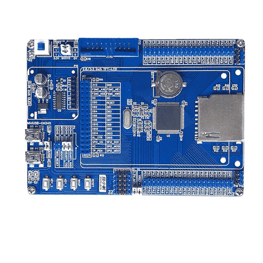 STM32F103VE_Board_JX